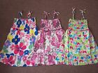 GIRLS BNWOT EX MINI BODEN SUNDRESS SUN DRESS 2 3 4 5 6 7 8 9 10 various patterns