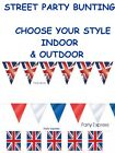ROYAL STREET PARTY BUNTING~DIAMOND JUBILEE BUNTING~BRITISH GB OLYMPICS PARTY