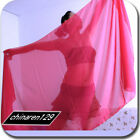 37.8*78.7 INCHES CHIFFON BELLY DANCE VEILS FREE SHIPPING 07