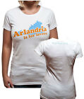 FOO FIGHTERS ARLANDRIA  T SHIRT WOMENS S M  OFFICIAL NEW