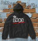 FELPA sweatshirt DATA DI NASCITA 1983 A STAR WAS BORN idea regalo humor