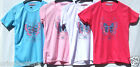 BNWT.GIRLS***GLITTERY BUTTERFLY***T-SHIRTS  (assorted sizes)