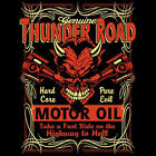 GearHead Thunder Road Motor Oil Highway to Hell biker T-Shirt
