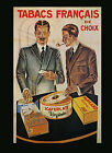Tobacco Cigar Fashion Man Scaferlati France French Vintage Poster Repro FREE S/H