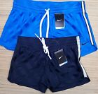 "NIKE ""DRI-FIT"" ATHLETIC LADIESPOLYESTER  TRAINING SHORTS NAVY OR BLUE LIST $30"