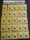 25 Pokemon Energy Cards -You Pick Colour: Fire Leaf Rock Psychic Water Lightning