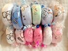 EMBROIDERED Baby HOODED Bath Towel Candy Great Shower Decorations/Favor/Gifts