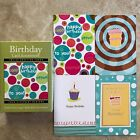 Boxed Greeting Cards-Birthday, Get Well, Sympathy, Friendship, Blank, Thank You