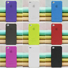 Ultra Slim Emboss Matte Frosted Hard Back cover case for Apple iPhone 4 & 4s