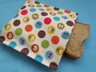 Reusable Washable Sandwich Lunch Bag - Pick your own print