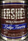 1 x Hershey's Syrup Sauce Chocolate Sweetener Candy Huge Tin Can