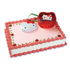 HELLO KITTY COMPACT PURSE CAKE TOPPER DECORATING SETS