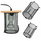 NEW Protective Cage for Terrarium Lamps - 2 Sizes