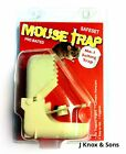Pre-Baited Mouse Trap Easy to Use Hygenic Pest Rodent Control Stop Plastic