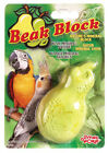 Hagen Living World Mineral Bird Beak Block Trimmer APPLE PEAR  or ORANGE