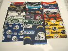 NFL Cotton Football Fabric - AFC Teams  1/4 Yard  9 inches x 58 inches