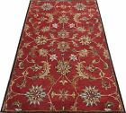 Indian Traditional Hand Tufted Persian Wool Carpet Area Rug Teppich Hali RC EHS