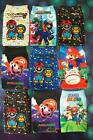 Mario Luici Brothers Cell/Mobile Phone Socks