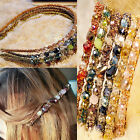 Fashion Womens Charm Rhinestone Hair Barrette Decoration Hairpin Headband S003