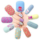 [Y.E.T]  Easy Funny Nail Sticker 10 kinds (18pcs) / [Popular] Made in Korea!!!