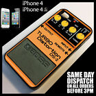 Cover for iPhone 4/4S/4G Stomp Box Effects Pedal FX  Guitar Disortion Case *9013