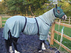 SWEET ITCH RUG - MADE TO MEASURE IN ALL SIZES - WITH OR WITHOUT FACE MASK