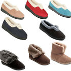 Ladies Womans Padders Wide Fitting Slippers Eskimo Boot & Shoes Size 3.4.5.6.7.9