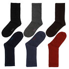 LOT OF 6 Pairs NEW HUE WOMENS FLAT CUFF COTTON CREW DOTS SOCKS COLORS VARY