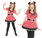 Girl's Missy Mouse Costume