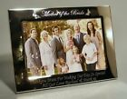 Personalised 7x5 Photo Frame Mum Mother of the Bride / Groom Wedding Gift