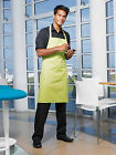 Premier 'Colours' Bip Apron With Pocket All Sizes