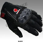 Motorcycle Scoyco mesh racing gloves summer season MC-12 black M-XL