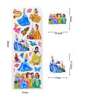 Disney Princess Princesses Home Glass Window Decals Stickers Decor Removable