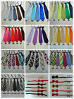 Внешний вид - Girls/Boys Fashion Elastic Neck Tie & Bow Tie Toddlers Children Kids