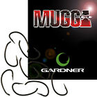 Gardner Mugga Hooks / Barbed & Barbless / All Sizes / Carp Fishing