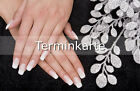 Terminkarten Kundenkarte Nageldesign Nagelstudio Naildesign Nailart