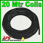 Cotton Over Braided Rubber Petrol Diesel Oil Fuel Line Tubing Hose Pipe Tube AFS