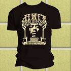 "Guitar Hero Shirt Jimi Hendrix ""Jimi's Guitar Repairs"" All Sizes"