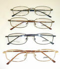Jinmu 51-19-138 Unisex Rectangle Prescription Eye Glasses Frame /Retail $90+