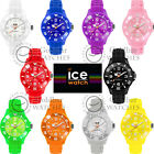 Genuine Ice Mini Childrens Kids Sili Forever Analogue Watch 10 Colours RRP £65