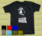 TEXAS CHAINSAW MASSACRE Horror Movie Shirt All Sizes