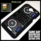 Cover for HTC One X Twin CD DJ Decks Controller Mixer Digital Dual Case %9027