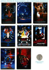 A NIGHTMARE ON ELM STREET POSTER FRIDGE MAGNETS freddy dream warriors 2 3 4 5 6