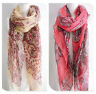 Bohemian New Classical Cashew Flower Scarf Wraps Shawl Stole Colorful Colors