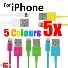 For iPhone 6 Plus 5 5s 5c iPad Mini iPod Touch Sync Data Charger USB Power Cable
