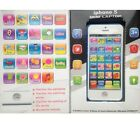 My First Tablet Kids Learning Computer Toy phone Talking Educational Toy Game