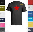 Red Star T-Shirt Army Military skater Shirt SIZES S-5XL