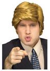 The Billionaire Wig Donald Trump Celebrity Dress Up Halloween Costume Accessory