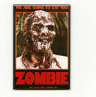 LUCIO FULCI - MOVIE POSTER MAGNETS w/ the beyond zombie black cat gates of hell