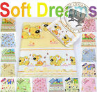2 Piece Baby Bedding Set For Swinging Crib /Rocking Cradle /Moses Basket /Pram
